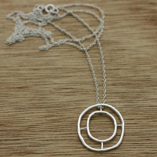 Window of destiny necklace