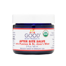Good Body Products AFTER BITE SALVE with Plantain & St. John's Wort
