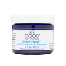 Good Body Products DEODORANT with Eucalyptus & Peppermint