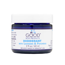 Good Body Products DEODORANT with Lavender & Patchouli
