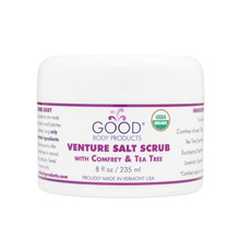 VENTURE SALT SCRUB with Comfrey & Tea Tree