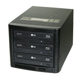 Copystars Blu-ray DVD Cd Duplicator 2 Target Bdxl 16x Blu Ray Burner Tower