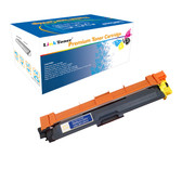 LinkToner Compatible Toner Cartridge Replacement for Brother TN225 Y Yellow Laser Photo Printer DCP-9020CDN, DCP-9020CDW, HL-3140CW, HL-3150CDN, HL-3170CDW, HL-3180CDW, MFC-9130CW, MFC-9140CDN, MFC-93
