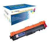 LinkToner Compatible Toner Cartridge Replacement for Brother TN225 M Magenta Laser Photo Printer DCP-9020CDN, DCP-9020CDW, HL-3140CW, HL-3150CDN, HL-3170CDW, HL-3180CDW, MFC-9130CW, MFC-9140CDN, MFC-9