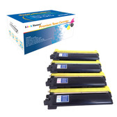 LinkToner Compatible Toner Cartridge Replacement Multi-Pack for Brother TN210, TN230, TN240, TN270, TN290BKCMY Laser Photo Printer DCP-9010CN, HL-3040CN, HL-3045CN, HL-3070CN, HL-3070CW, HL-3075CW,
