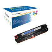 LinkToner Compatible Toner Cartridge Replacement for HP LaserJet CP1215, CP1217, CP1514n, CP1515n, CP1518ni, CP1525n, CP1525nw, CM1312, CM1312nfi, CM1415fn, CM1415fnw, M251n, M251nw, MFP M276n, MFP M2