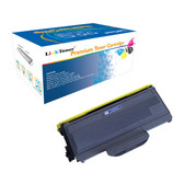 LinkToner Double Yield TN360 Compatible Toner Cartridge Replacement for Brother TN360 BK Laser  Printer
