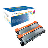 LinkToner Compatible Toner Cartridge Replacement for Brother TN660 BK 2 Pack Laser Photo Printer DCP-L2520D, DCP-L2520DW, DCP-L2540DN, DCP-L2540DW, DCP-L2560DW, HL-L2300D, HL-L2305W, HL-L2315DW, HL-L2