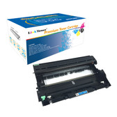 LinkToner DR630 Brother Compatible Drum Unit Replacement for Brother DR630 BK Laser Photo Printer