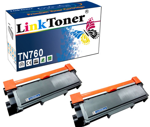 TN760 Brother compatible toner