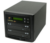 Copystars Dual Layer 24X CD DVD burner Copy tower duplicator