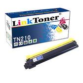 LinkToner TN210 Compatible Toner Cartridge High Yield for Brother TN-210 BK Printer HL-3070CW, HL-3075CW, HL-5480, HL-5480DW, HL-6180