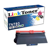 LinkToner TN780 Compatible Toner Cartridge Replacement High Yield for Brother TN780-BK Laser Printer DCP-8250DN, HL-5440, HL-5440D, HL-5450D