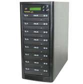 Copystars DVD Duplicator Sata 1 to 7 24X DVD-Burner Drive CD DVD Duplicator Writer Copier Tower