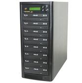 Copystars DVD Duplicator Sata 1 to 7 24X DVD-Burner Drive CD DVD Duplicator Writer Copier Tower