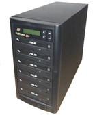 Copystars 1TB Hard drive Smart+USB 6 Burners SATA CD DVD Duplicator copier