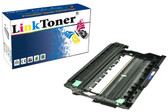 LinkToner Compatible Drum Unit Replacement for Brother DR730 DR760 Drum for MFC-L2710DW L2730DW L2750DW HL-L2370DW HL-L2370DWXL DCP-L2550DW DR-730 DR-760