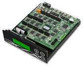 Athena SATA CD/DVD/Blu Ray Duplicator Controller card 1-11 multi burner +cables
