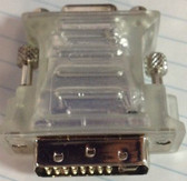 DVI to VGA converter dongle adaptor  for video graphics card
