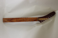 7 string Reversed Headstock Purpleheart AANJ Neck  N136