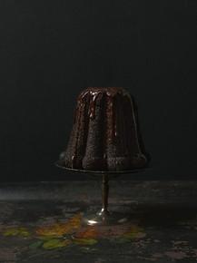 Ganache Glazed Chocolate Bundt Cake - (Free Recipe below)