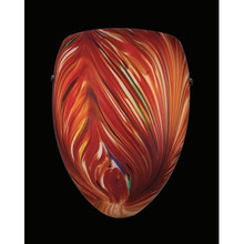 Arco Glass Light Wall Sconce