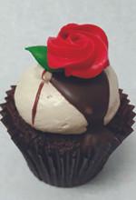 A Chocolate Crush Cupcakes - One Dozen