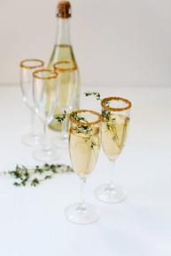 Gold Cocktail Rimming Sugar