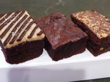 Brownie Sampler - Gluten Free, Soy Free, Vegan