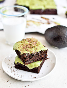 Avocado Brownies - (Free Recipe below)