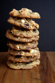 Buttered Popcorn Chocolate Chip Cookies  - One Dozen