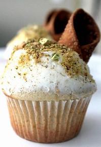 Cannoli Cupcakes - One Dozen