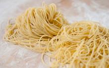 Fresh Angel Hair Pasta - One Pound