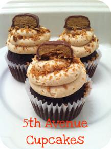 5th Avenue Cupcakes - One Dozen