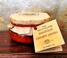 Sundried Tomato Pesto