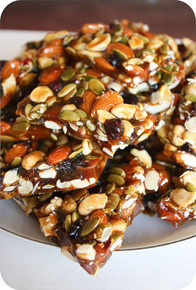 Autumn Brittle - (Free Recipe below)