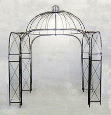 Iron Dome Gazebo - custom sizes, styles available