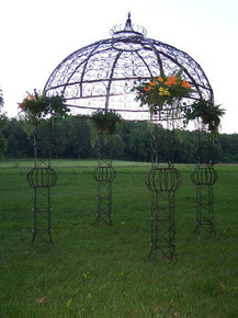 Cinderella Gazebo - custom sizes, styles available