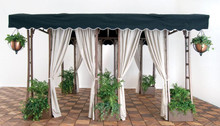 Grand Monument Gazebo - custom sizes, styles available