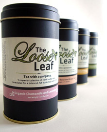 The Loose Leaf Tea Set - 4 Pack
