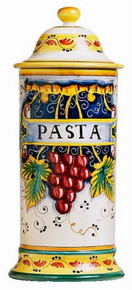 Pasta Canister in Vino Veritas