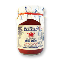 Ceriello Homemade Tomato Basil Sauce, Large 30oz