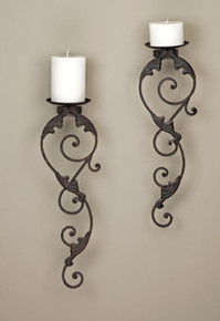 Fairview Candle Wall Sconces