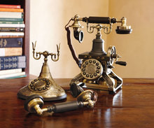 Classic Vintage Traditional Telephone, functional