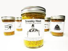 A Quintet of Mustard - Artisan Mustard Gift Set - 5 Full Size Jars