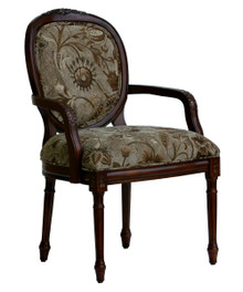 Adley Upholstered Arm Chair