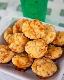 Pimento Cheese Muffins - 2 Dozen w/ recipe below
