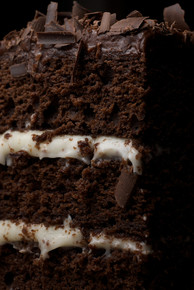 Chocolate Layer Cake with Cream Cheese Frosting - (Free Recipe below)