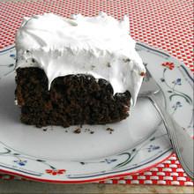 Chocolate Banana Cake - (Free Recipe below)