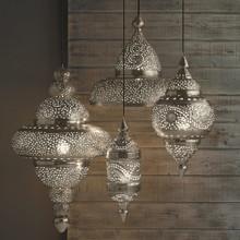 Moroccan Hanging Lanterns - set as follows